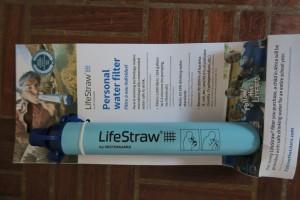 LifeStraw - comment protéger sa santé avec l'eau