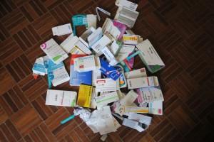 nos médicaments pour l'Asie