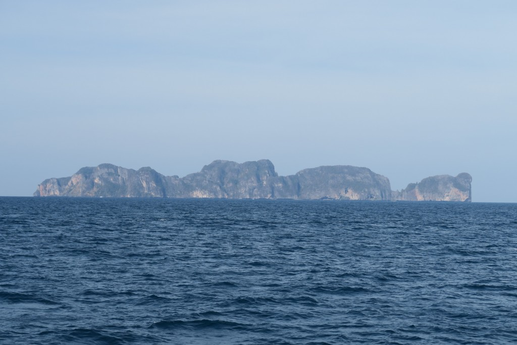 Koh Lanta - la mer et le rocher
