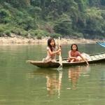 Muang Kwa bateau