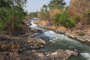Rivière à don Khône